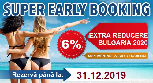 Super EB = EB hotel + 6 % Plaja.ro