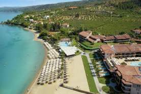 Hotel Anthemus Sea Beach, Akti Elias, Halkidiki Sithonia, Grecia