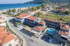 Complex Mary' s Residence Suites & Luxury Studios, Golden Beach, Insula Thassos, Grecia