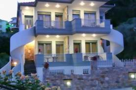 Vila Exadas Apartments, Golden Beach, Insula Thassos, Grecia