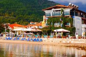 Blue Sea Beach Hotel & Resort, Skala Potamias, Insula Thassos, Grecia