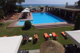 Complex Edem Holiday Club, Olympic Beach, Riviera Olimpului, Grecia