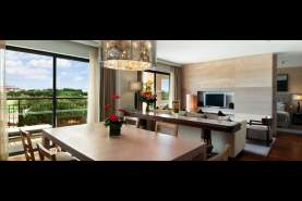 presidential suite - Hilton Vilamoura As Cascatas Golf & Spa Resort, Vilamoura, Algarve, Portugalia