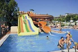 - Seher Sun Beach, Side, Turcia