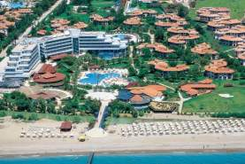 - Sunrise Park Resort, Side, Turcia