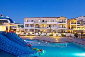 Hotel Dimitrios Village Beach Resort, Rethymnon, Creta-Chania, Grecia